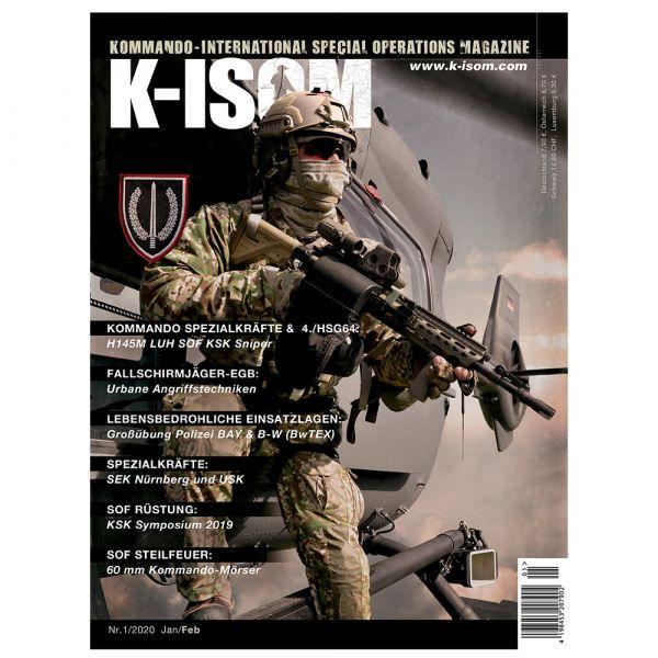 Kommando Magazine K-ISOM Edition 01-2020