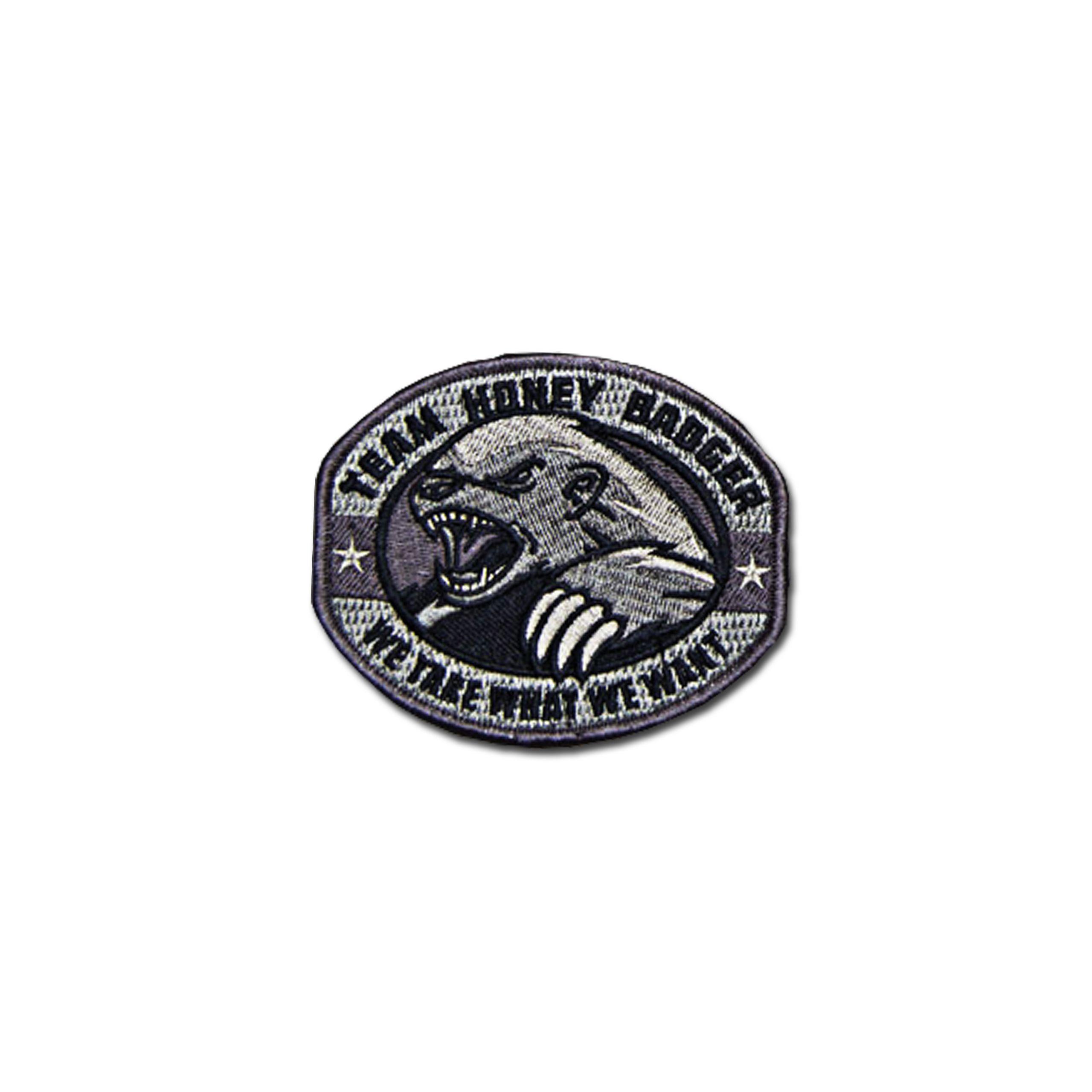 Mil Spec Monkey MSM Honey Badger PVC Patch-Multicam-Woodland-Desert-SWAT-ACU