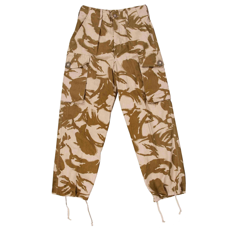 British Pants Used DPM-Desert