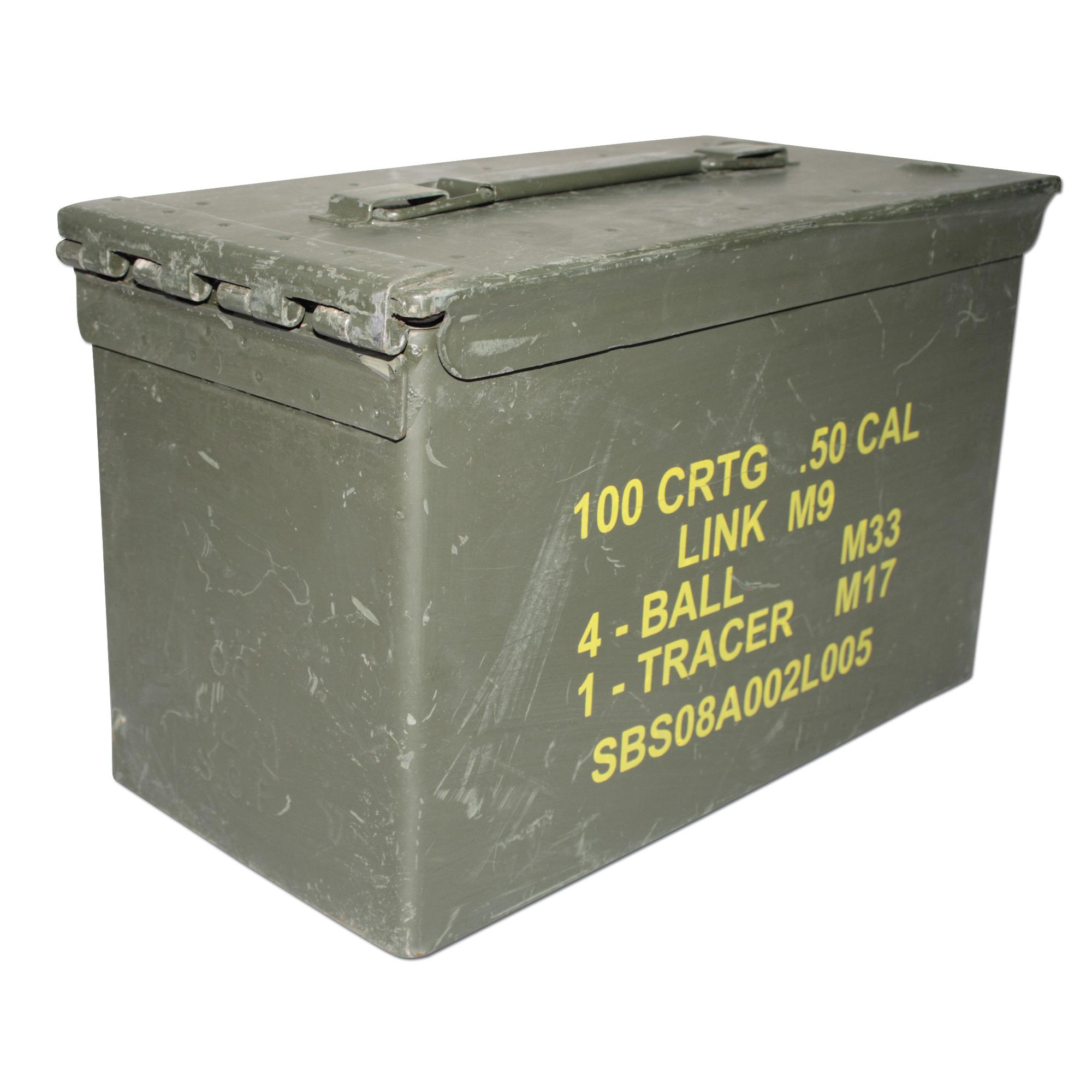 US Ammo Box Large Used