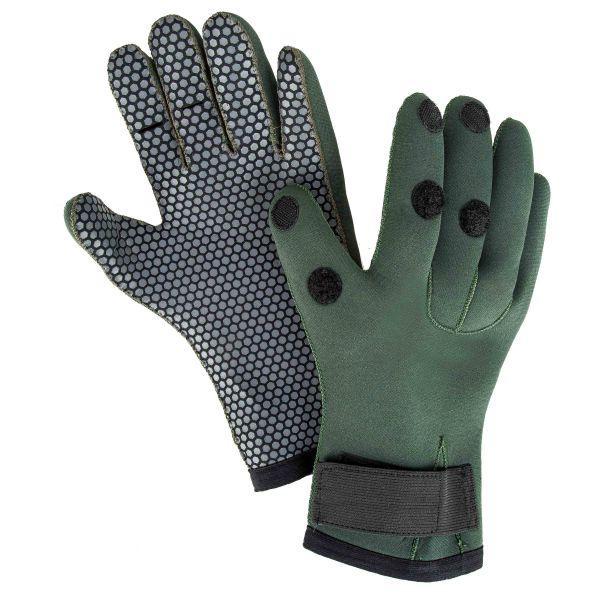 Neoprene Gloves olive