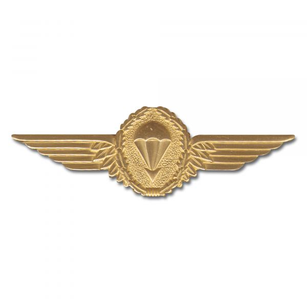 German Insignia Airborne Personnel gold