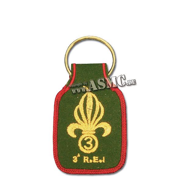 Keyring Foreign Legion 3e REI