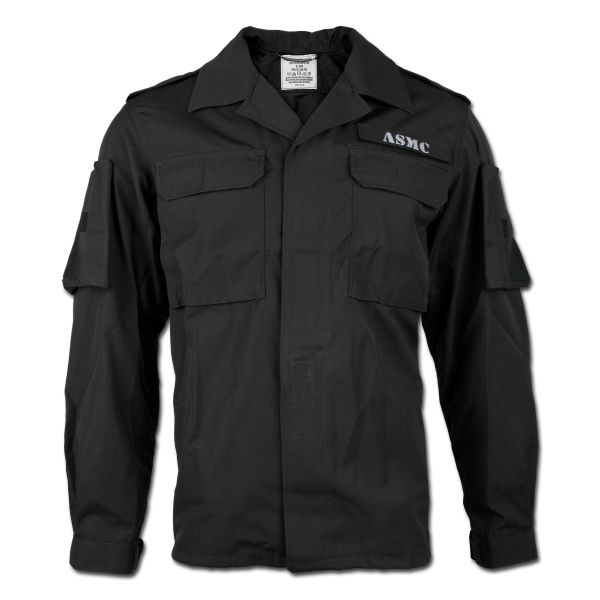 Tactical Field Blouse black