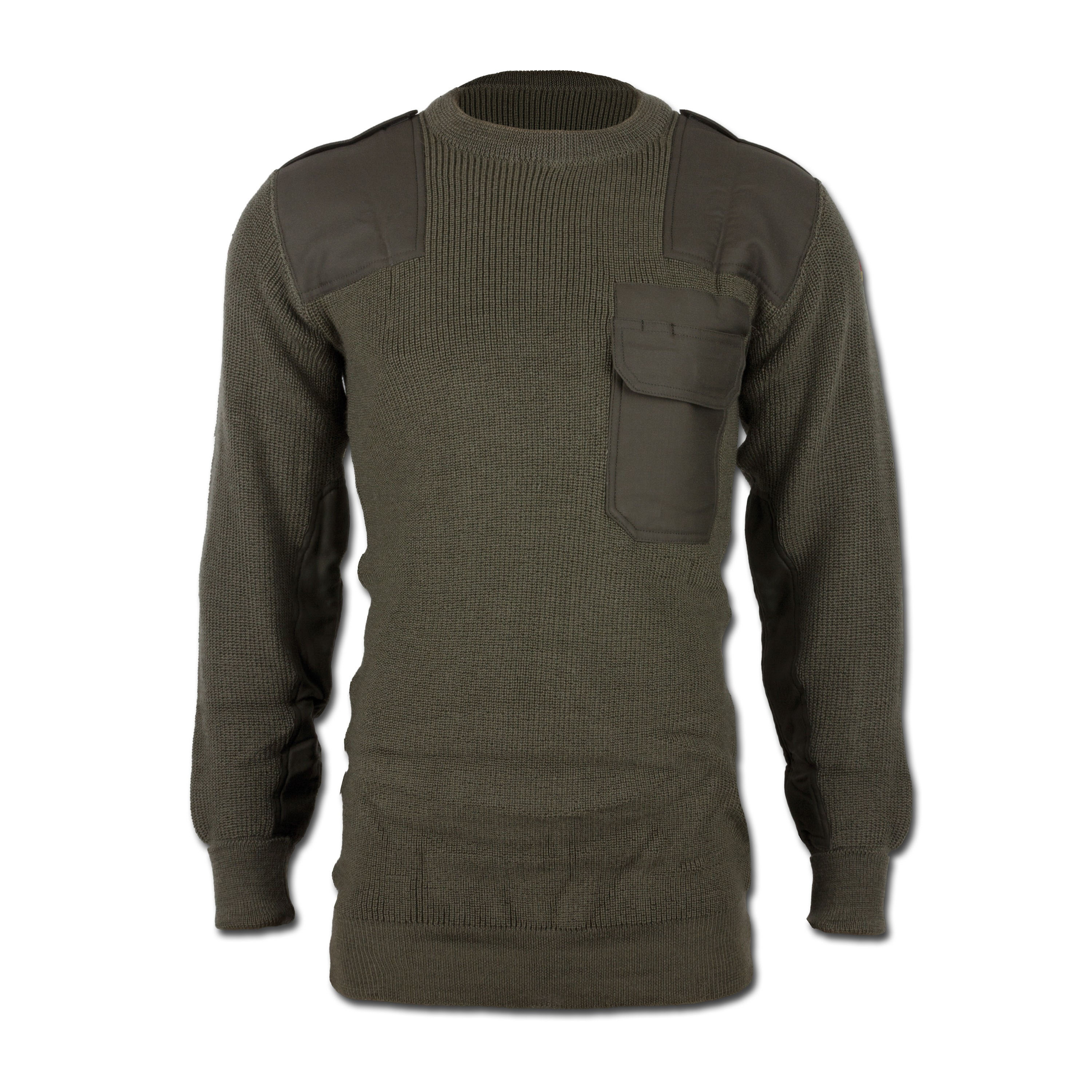 German Army Sweater New olive green