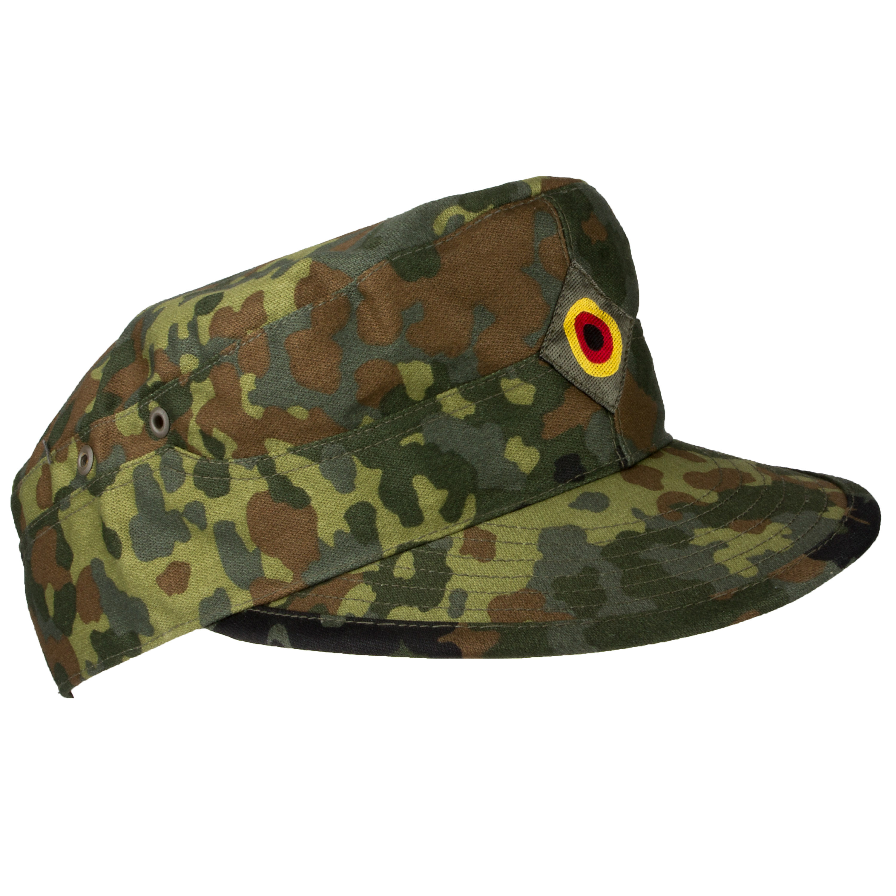German Army Field Cap flecktarn
