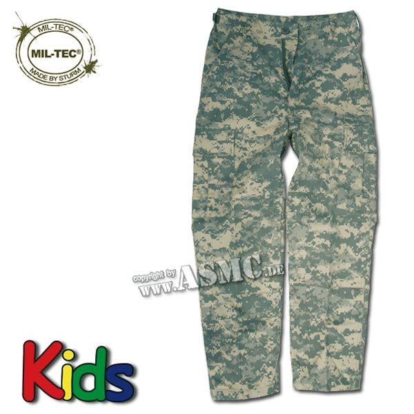Kids BDU Pants AT-digital