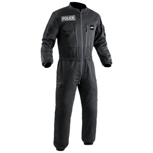 TOE Concept SWAT Overall Antistatic black