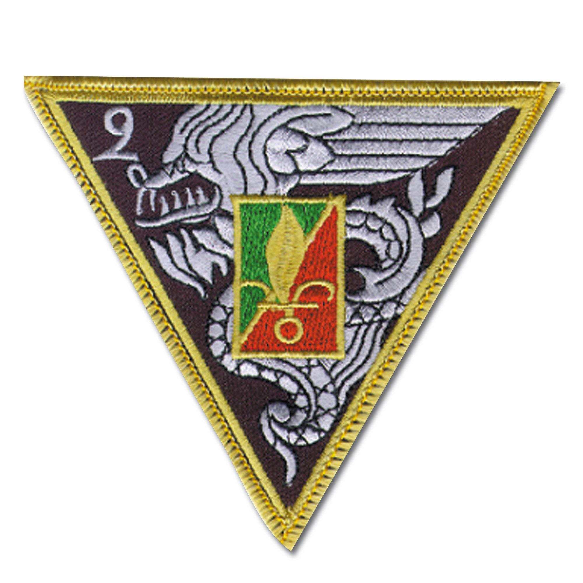 French Insignia 2ème REP Textile