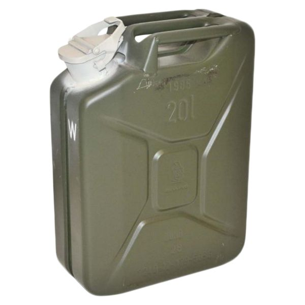 Used BW Water Canister 20 l