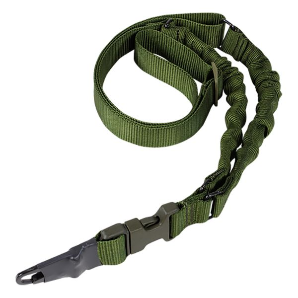 Condor Double Bungee One Point Sling olive