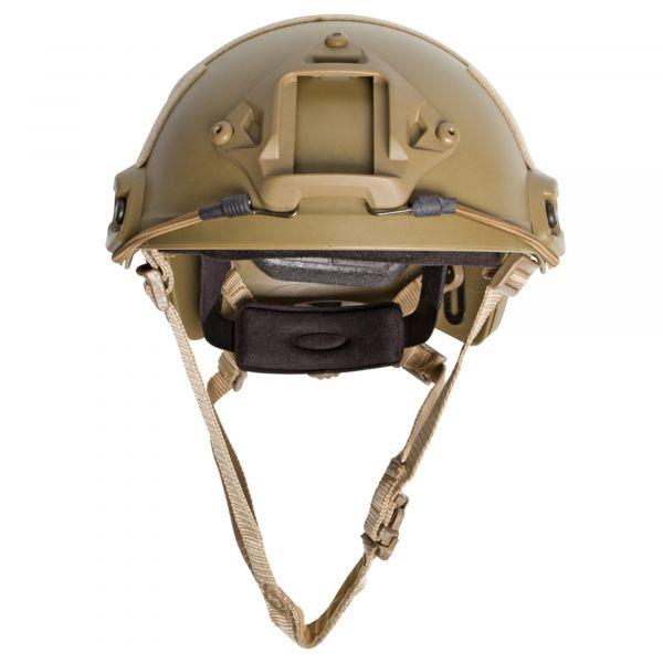 ASG FAST Helmet desert