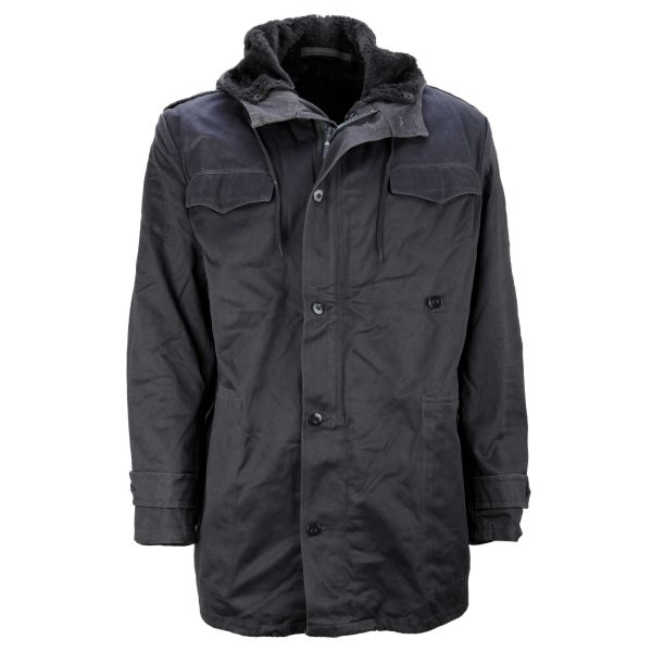 Used BW Parka with Liner gray