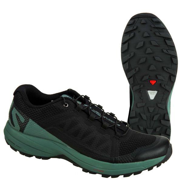 Salomon Shoe XA Elevate black/green