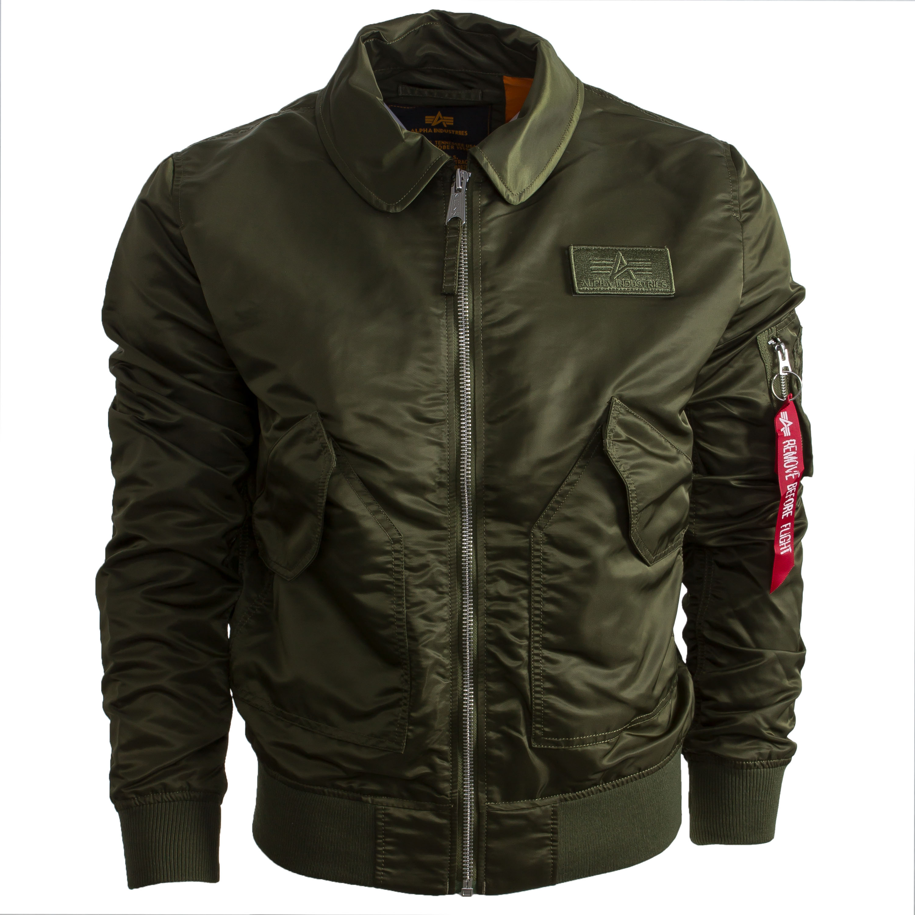 Alpha Industries Aviator Jacket CWU LW PM olive