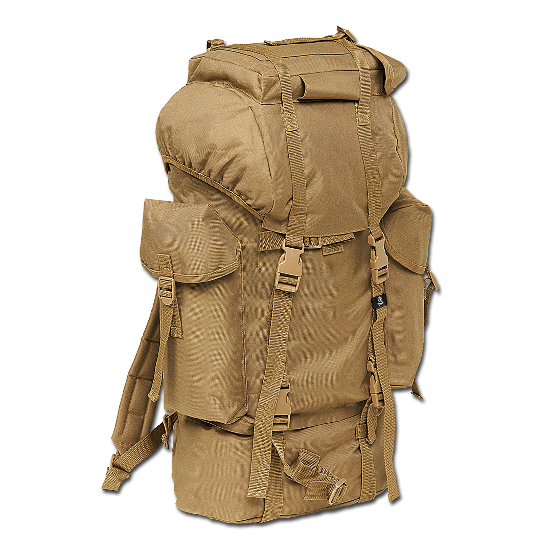 Combat Backpack Brandit coyote