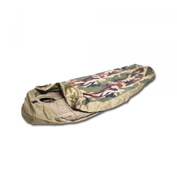 Sleeping Bag Cover Mil-Tec Modular CCE