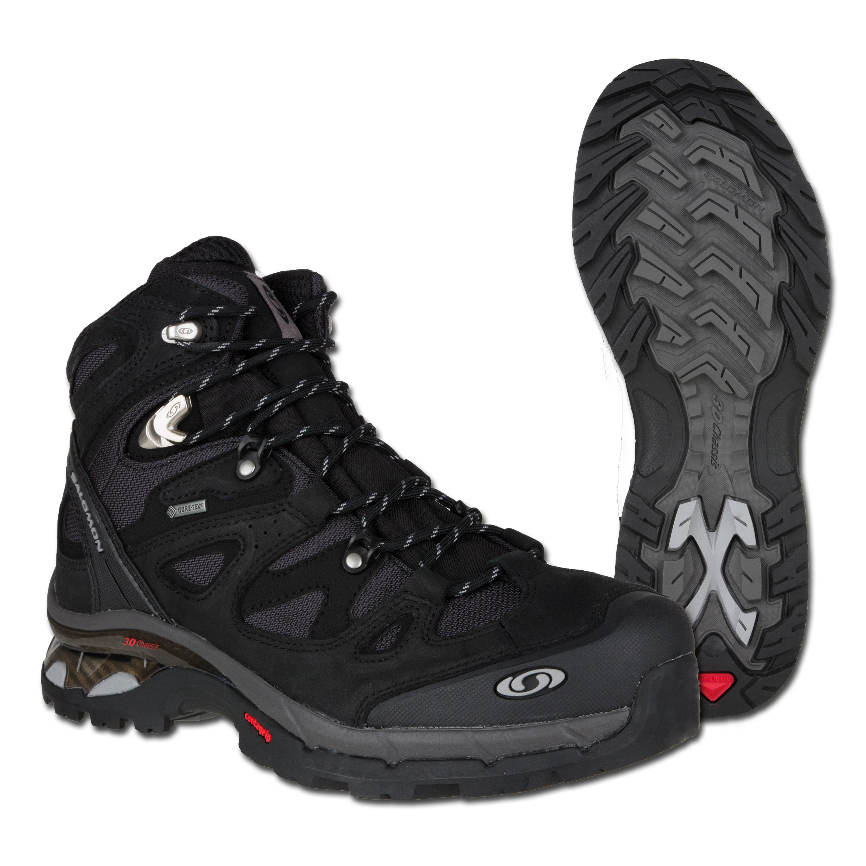 Shoe Salomon Comet 3D GTX black