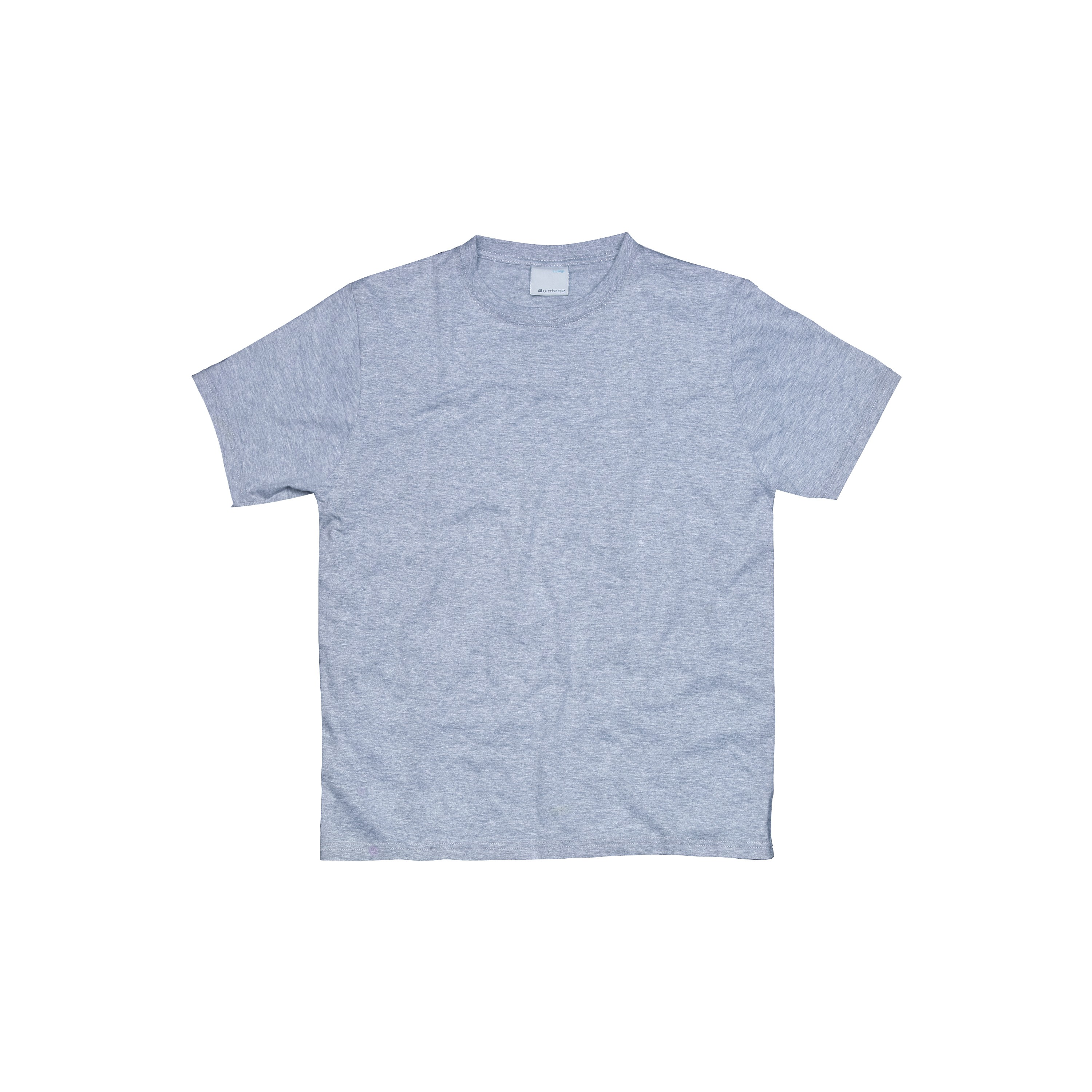 T-Shirt Vintage Industries Marlow gray
