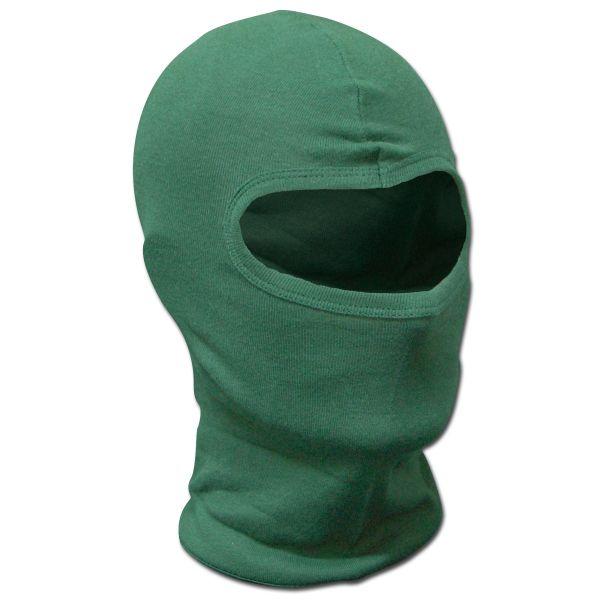 Face Mask 1-Hole olive
