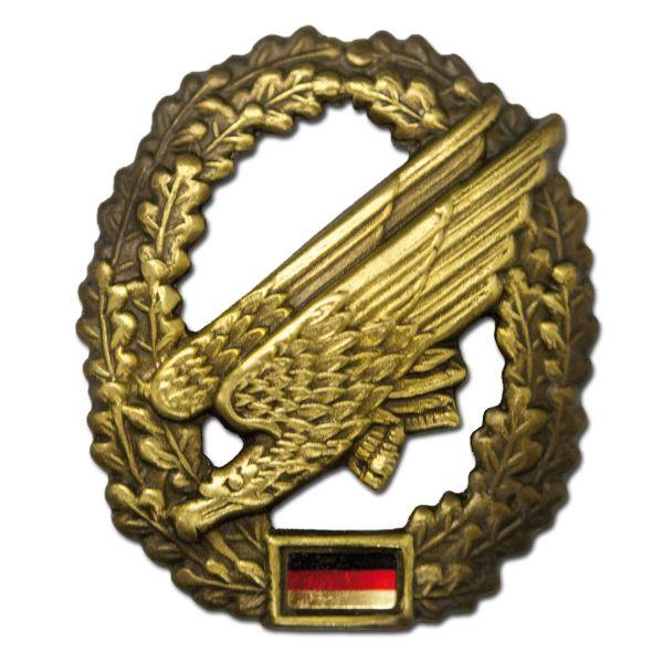 German Armed Forces Beret Insignia Fallschirmjäger