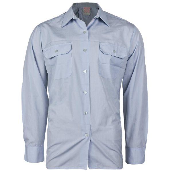 Used BW Women's Long Arm Duty Shirt blue
