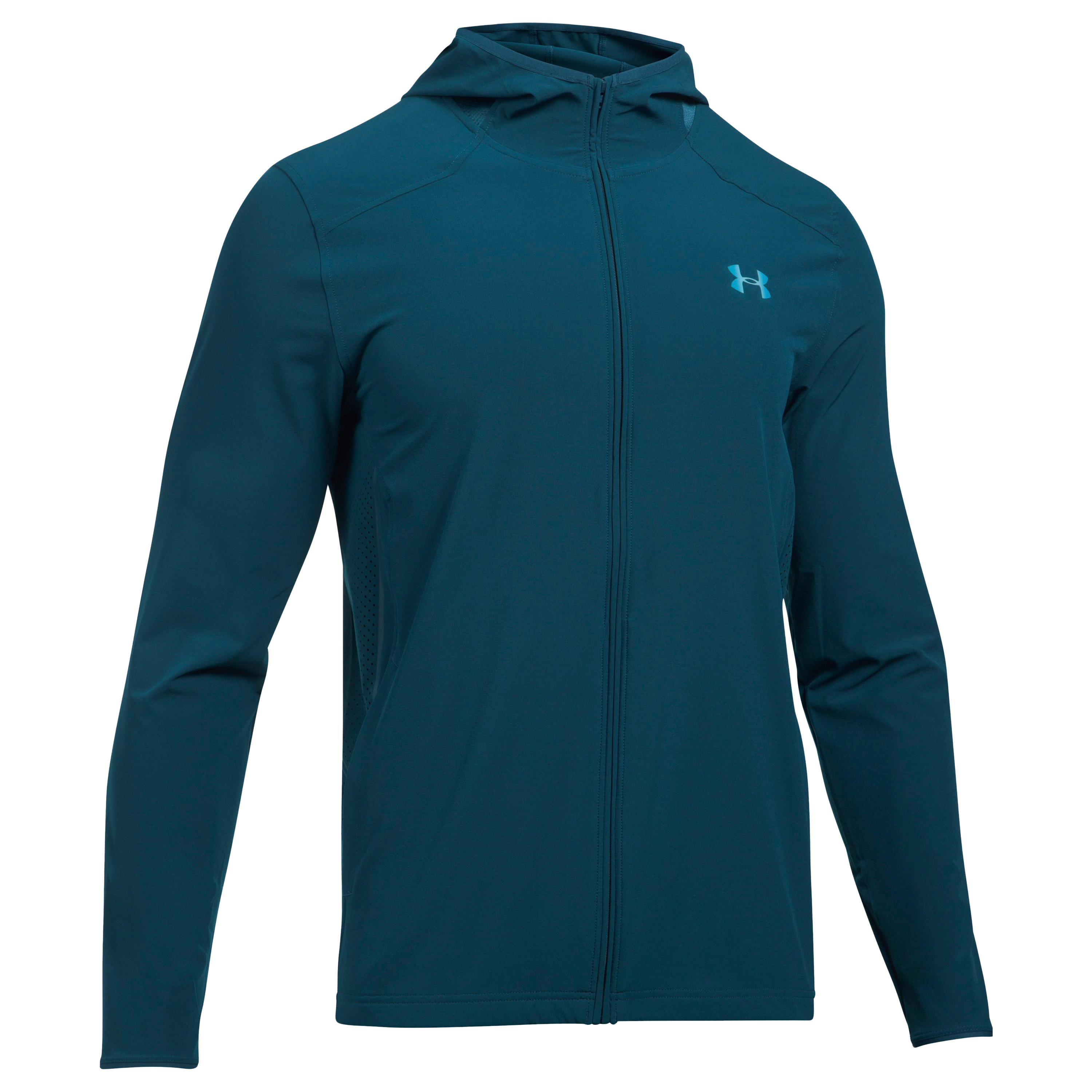 Under Armour Hoodie Storm Vortex blue