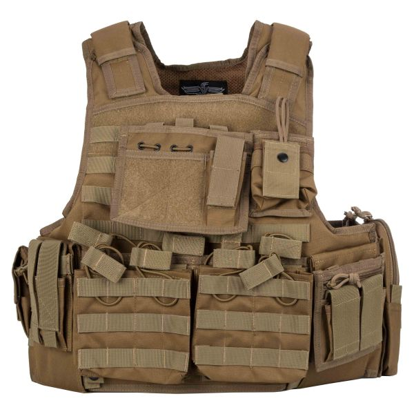 Invader Gear Plate Carrier Mod Carrier Combo coyote
