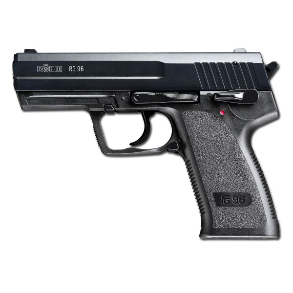 Pistol RG 96 gunmetal-finished