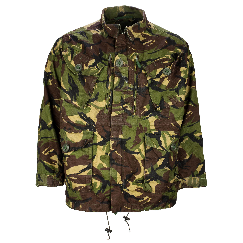 British Field Jacket Used DPM