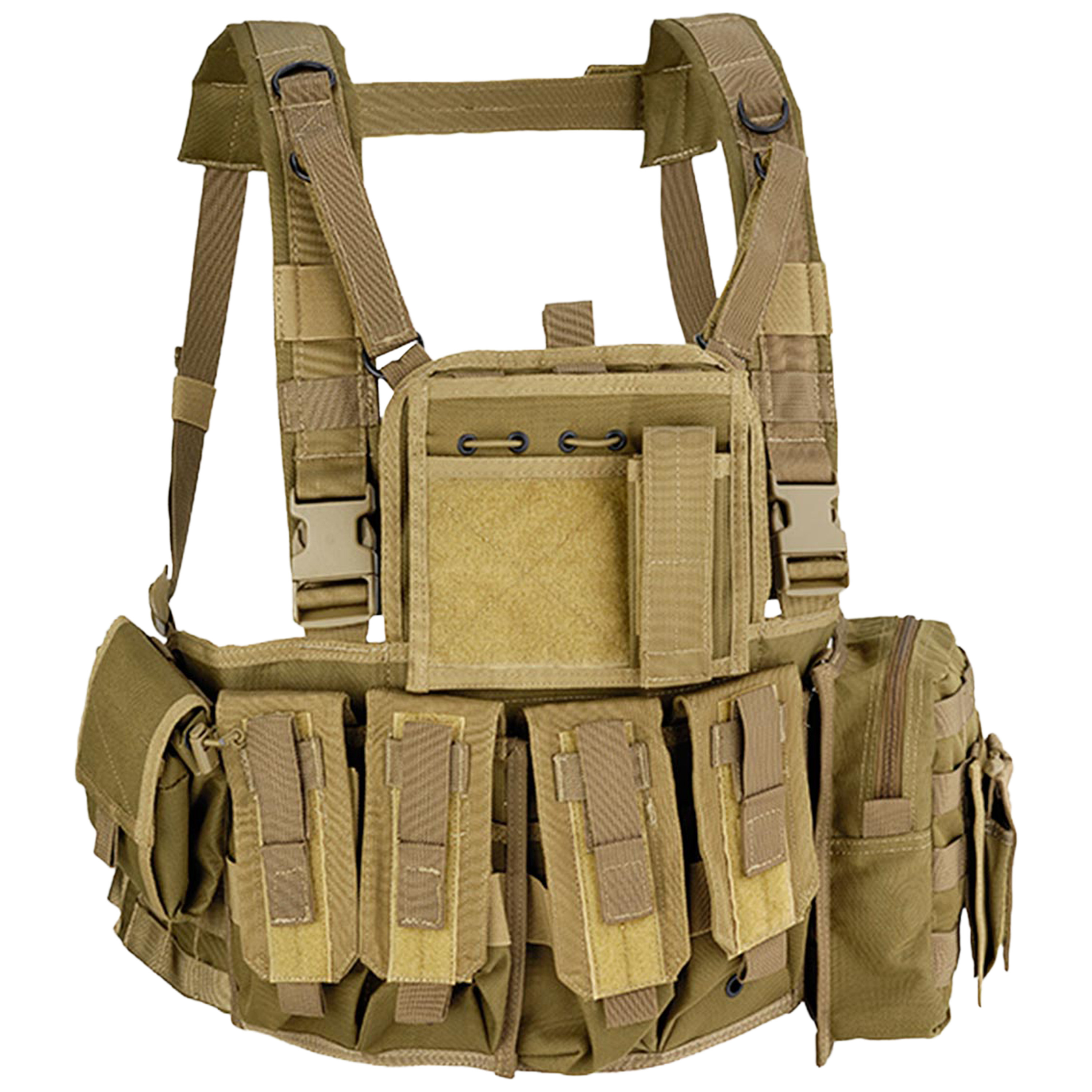 Defcon 5 Chest Rig coyote