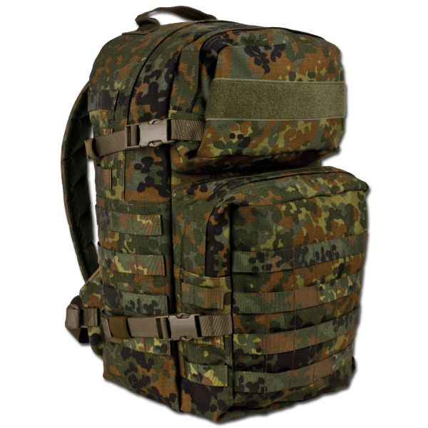 Zentauron Operational Backpack Standard flecktarn