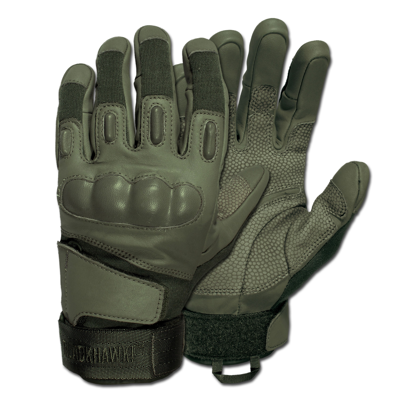 Gloves Blackhawk S.O.L.A.G. Heavy Duty olive