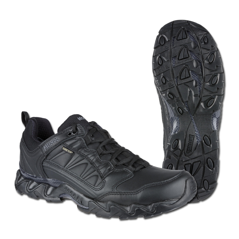 Shoe Meindl Black Python GTX