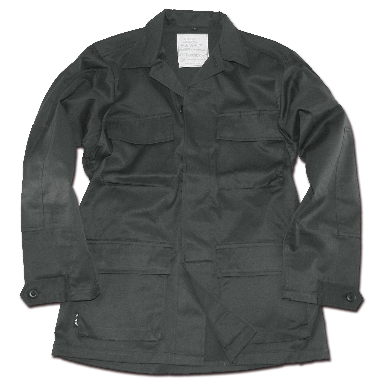BDU Style Blouse black