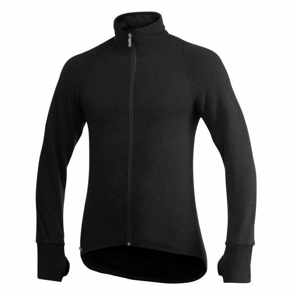 Woolpower Jacket 600 black