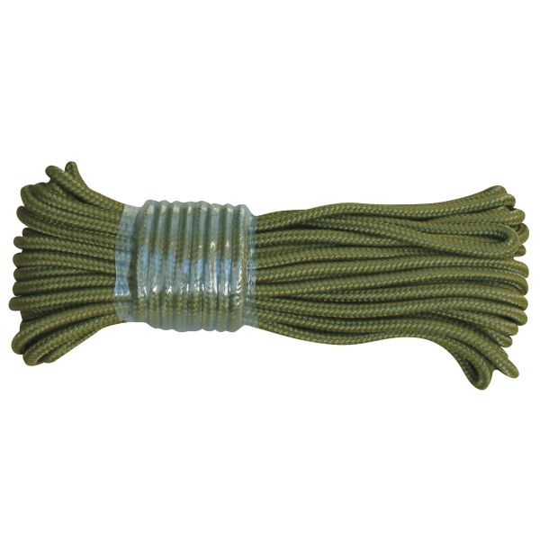 Commando Rope 5 mm olive
