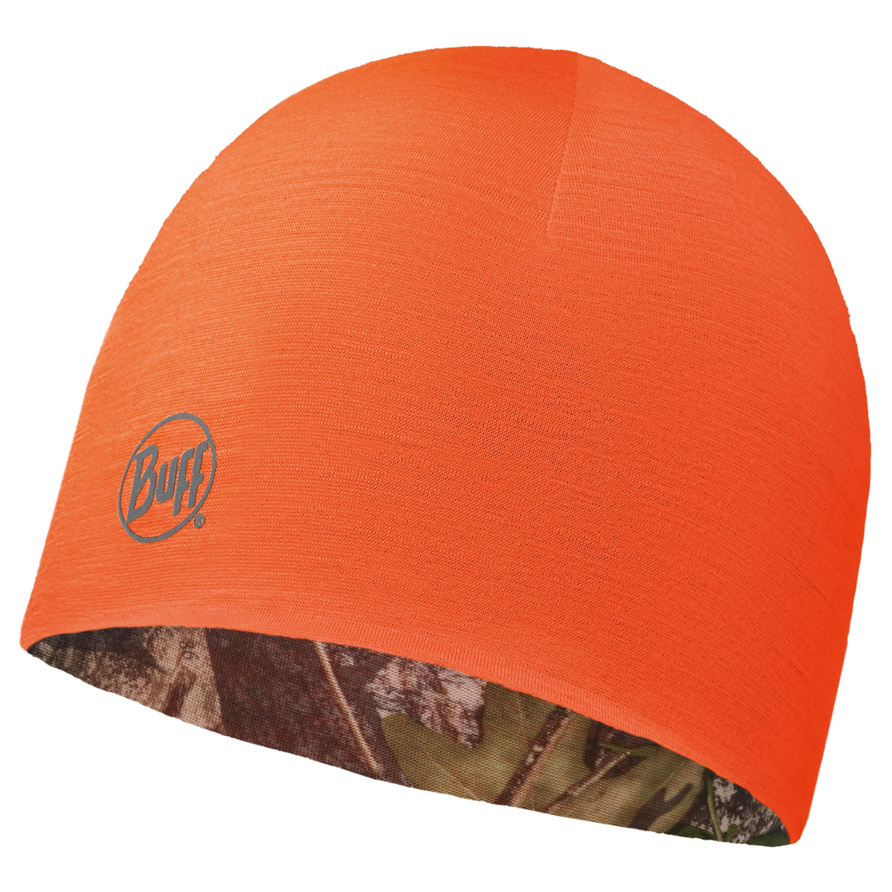 Buff Microfiber Reversible Hat Obsession Military-Orange