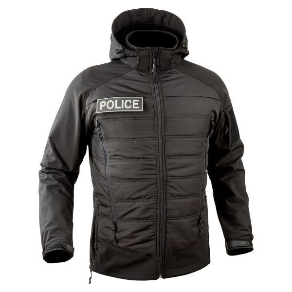 T.O.E. Jacket Blizzard black