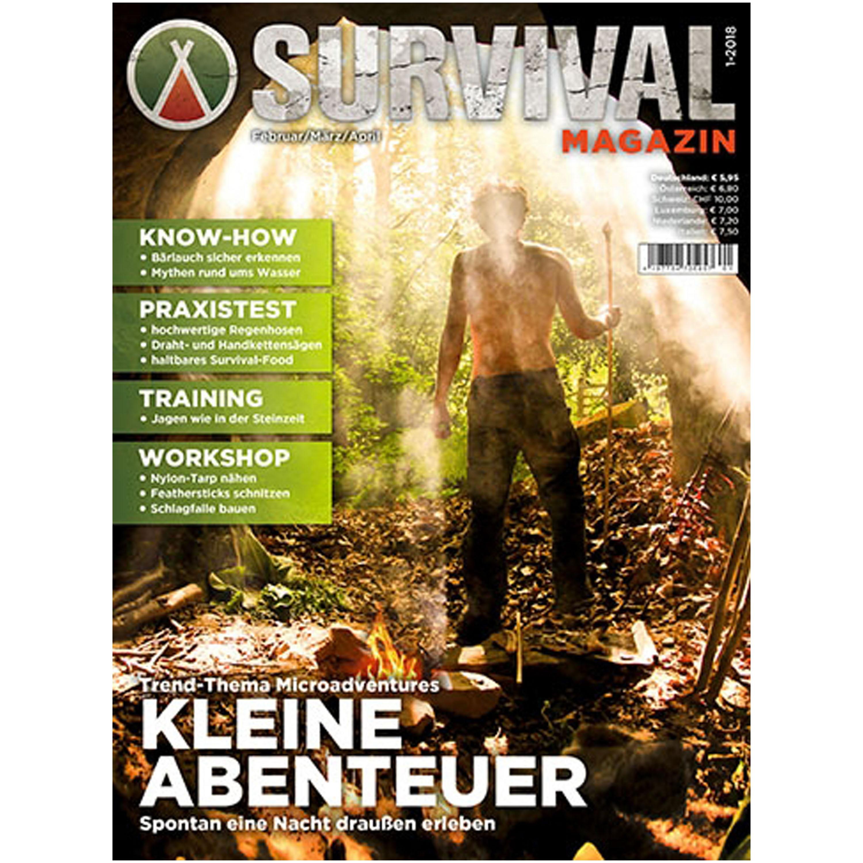 Survival Magazine 01/2018