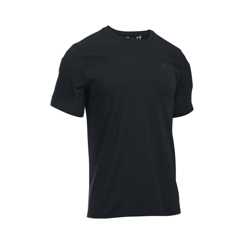 Under Armour T-Shirt Tac Combat Tee black