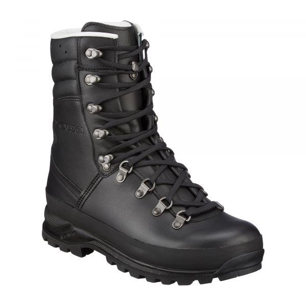 LOWA Boots Mega Camp black