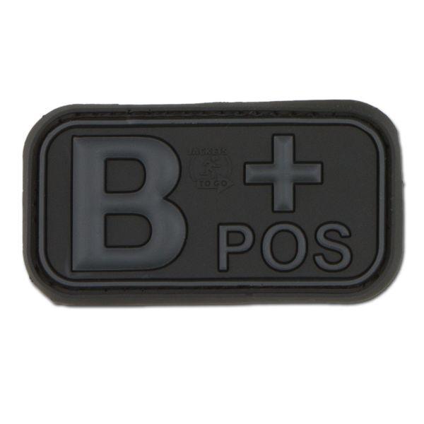 3D Blood Type B Pos blackops