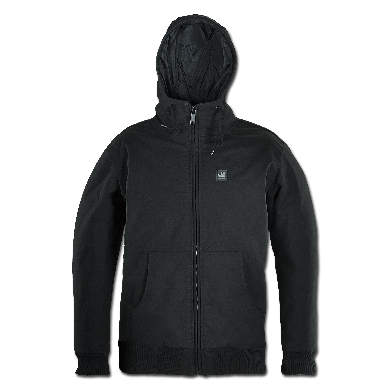 Jacket Vintage Industries Fast black