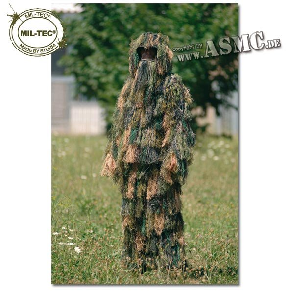 Ghillie Suit Threads