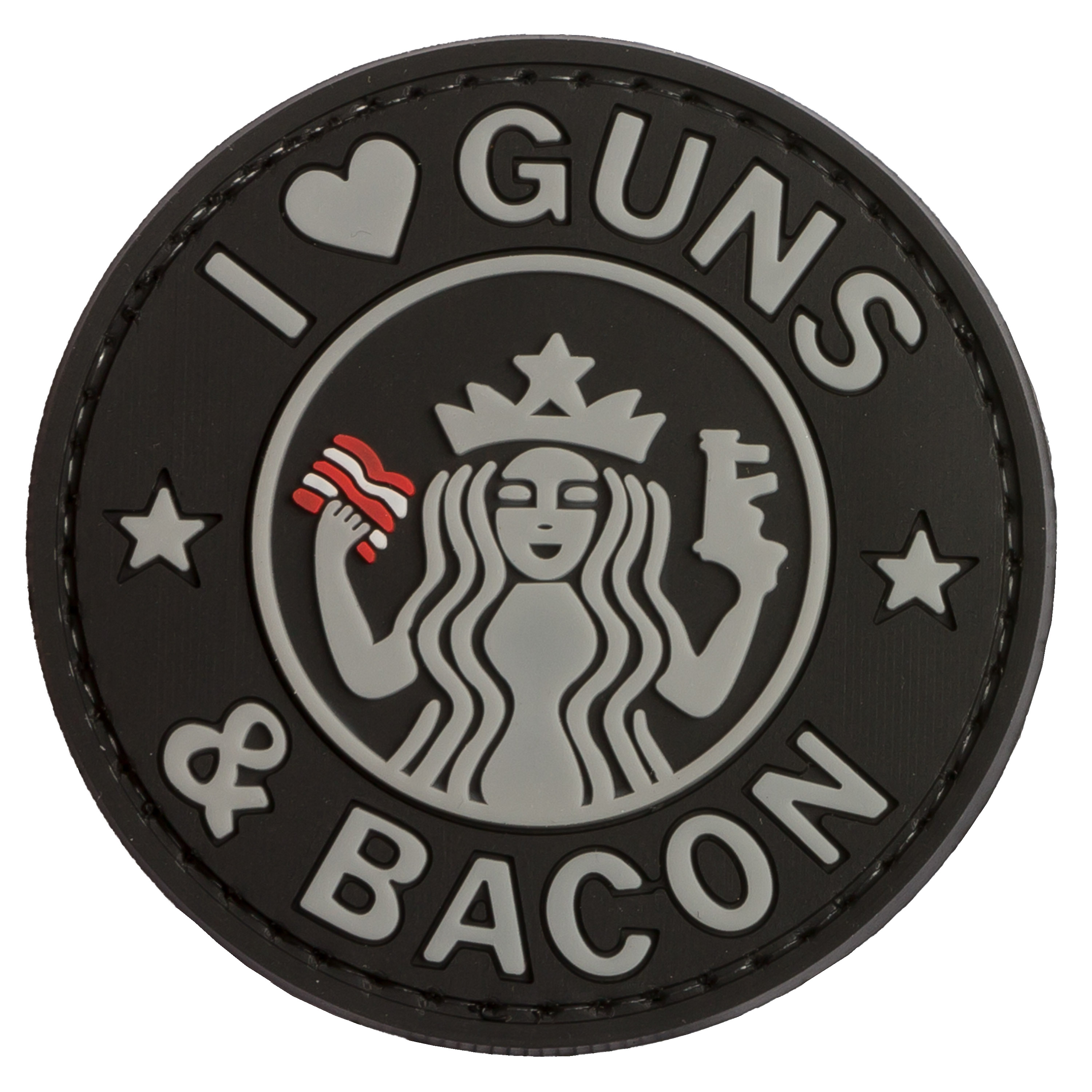 TAP 3D Patch Guns and Bacon swat