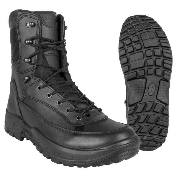 LOWA Boots Recon GTX TF black