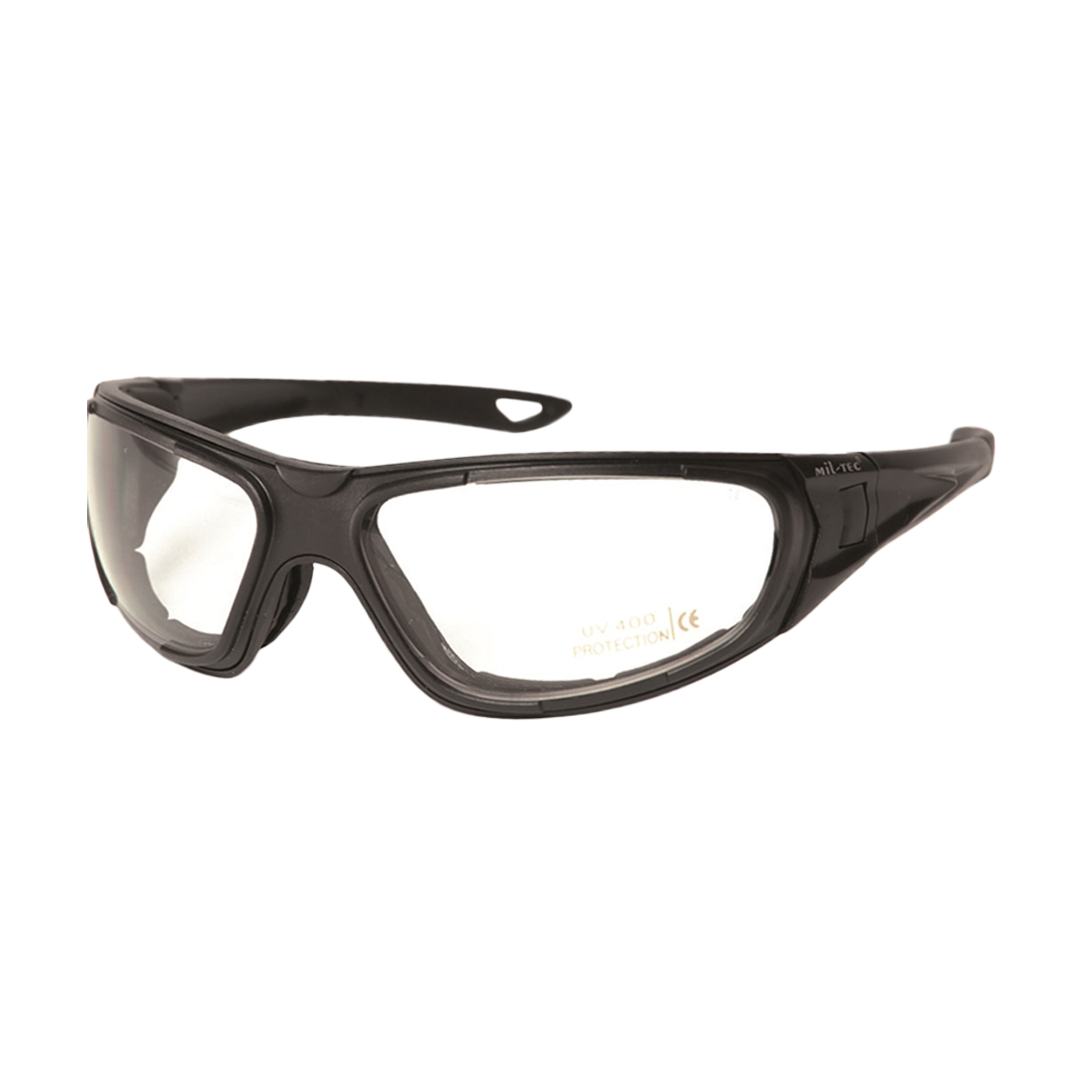 Tactical Glasses 3in1 black