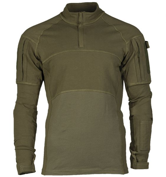 Mil-Tec Assault Field Shirt olive