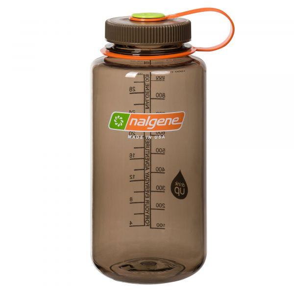 Nalgene Water Bottle Wide Neck 1 L woodsman